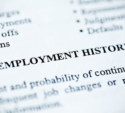 how long does an employment background check take